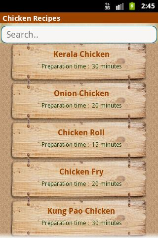 Best Indian Cooking - screenshot