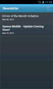Xpress Mobile - screenshot thumbnail