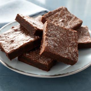 Decadent Brownies.