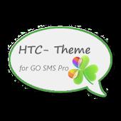 GO SMS Pro HTC Theme