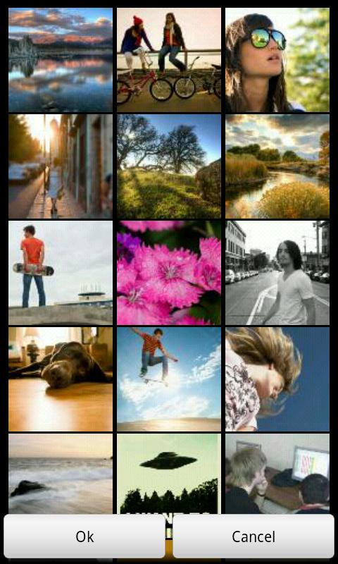 Wallpaper Pix (WallPix) - screenshot