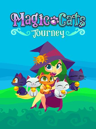 Magic Cats Journey - Match-3 1.0.1 screenshot 101720