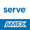 Amex Serve icon