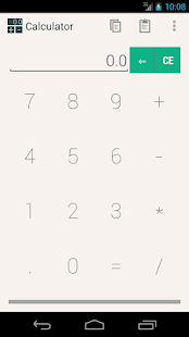Clean Calculator- screenshot thumbnail