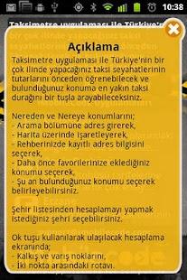 Taksimetre- screenshot thumbnail