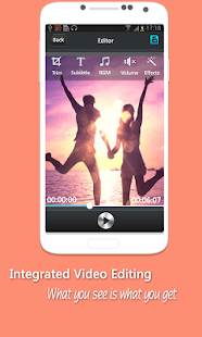 Video Editor-Beautify video - screenshot thumbnail