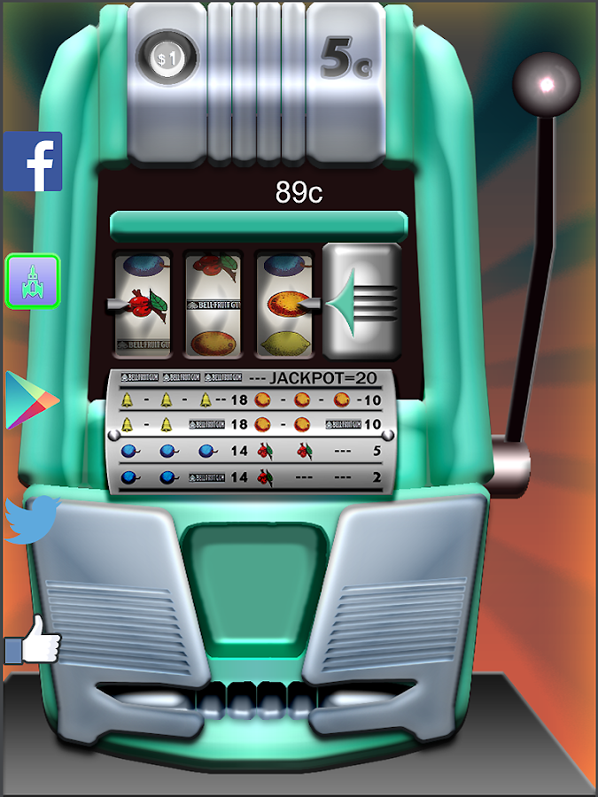 Thumb Bandit Retro Slots FREE- screenshot