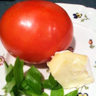 Tomato & Brie Pasta.