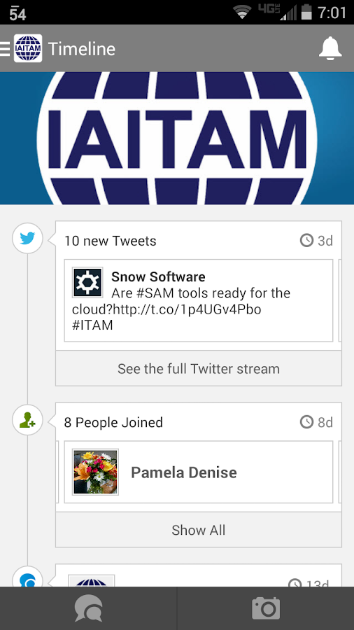 IAITAM- screenshot