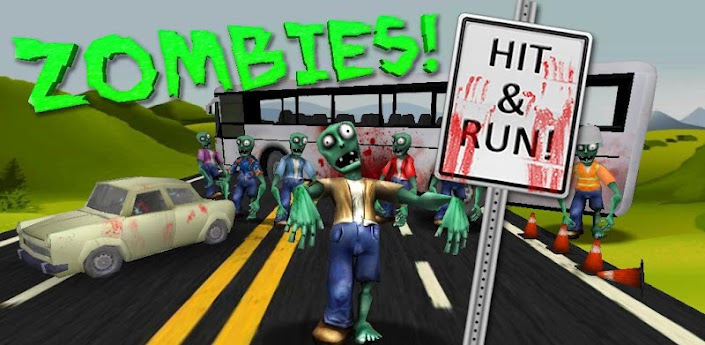 ZOMBIES! Hit and RUN! armv6 apk