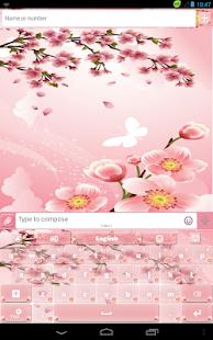 GO输入樱桃花