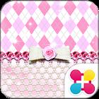 可愛主題 漂亮粉菱 icon