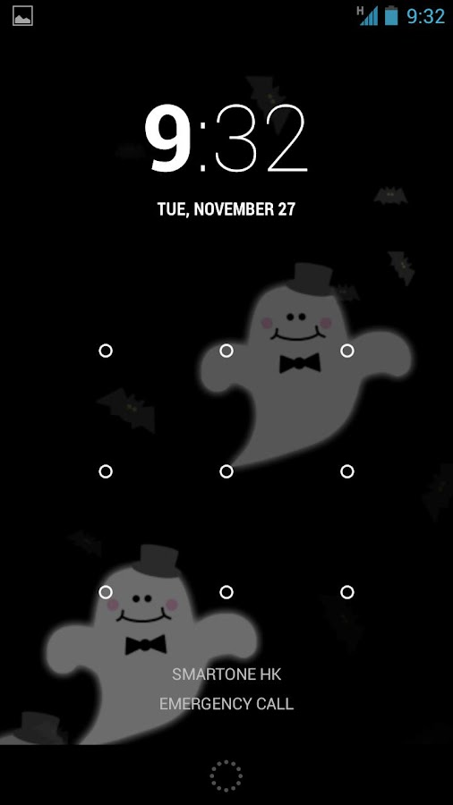 Halloween Ghost - screenshot