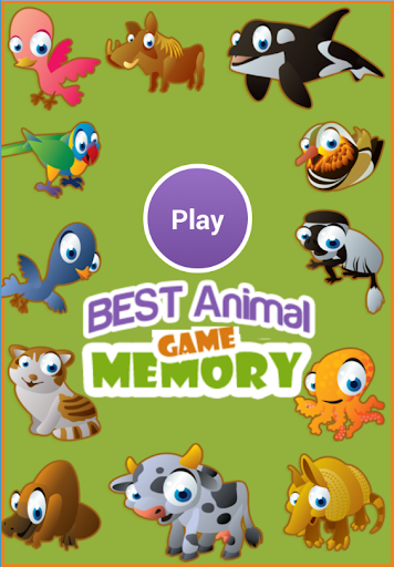 Best Animal Memory Game