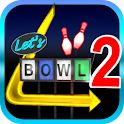 Let's Bowl 2 : Bowling gratuit icon