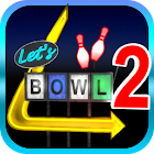 Let's Bowl 2: Bowling Free icon