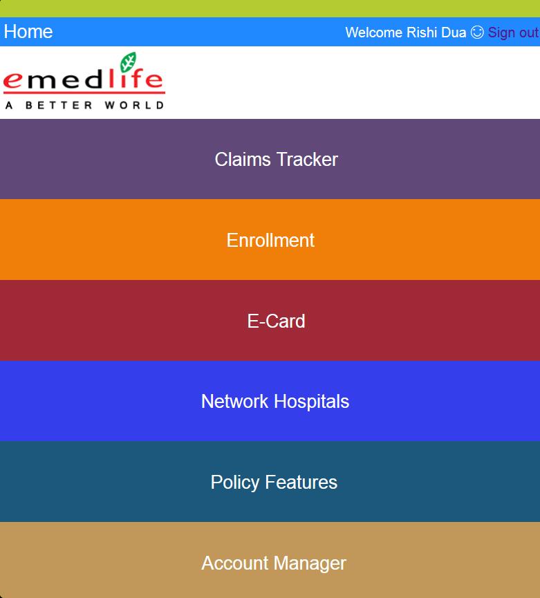 Emedlife Insurance Broking Services Ltd
