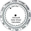 Date Wheel logo