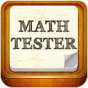 Math Tester icon
