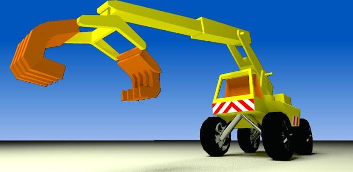 The Little Crane That Could - симулятор крана для андроид