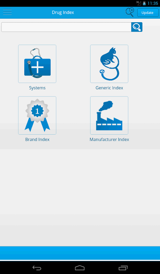 Easyvet Veterinary Drug Index- screenshot