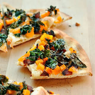 Homemade Thin Crust Pizza.