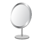 Mirror with Night Light mode icon