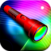 Color Flashlight Brightest LED