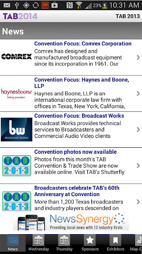TAB Texas Assn of Broadcasters