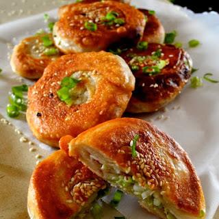 Xi'an Stuffed Pancakes.