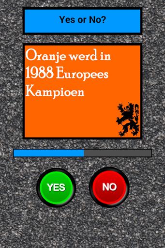 Nederlands Elftal Quiz