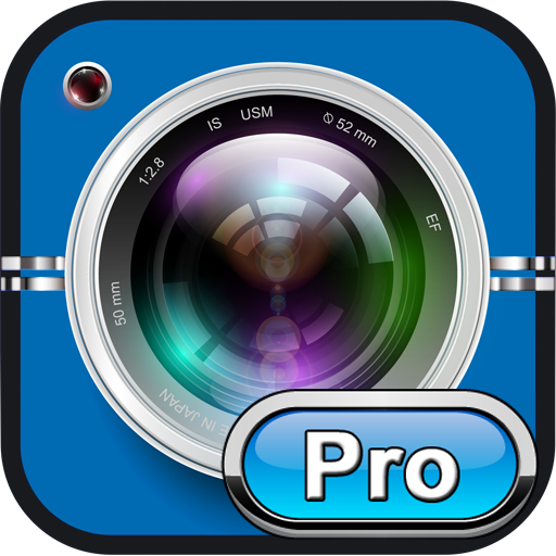 HD Camera Pro - silent shutter app for Android