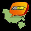 Amsterdam Subway + logo