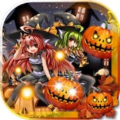 Halloween Anime Live Wallpaper
