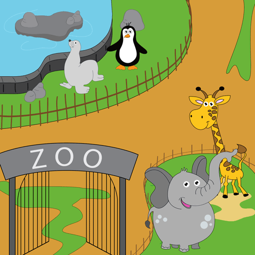 Trip to the zoo for kids file APK for Gaming PC/PS3/PS4 Smart TV