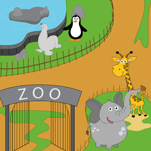 Trip to the zoo for kids for PC and MAC