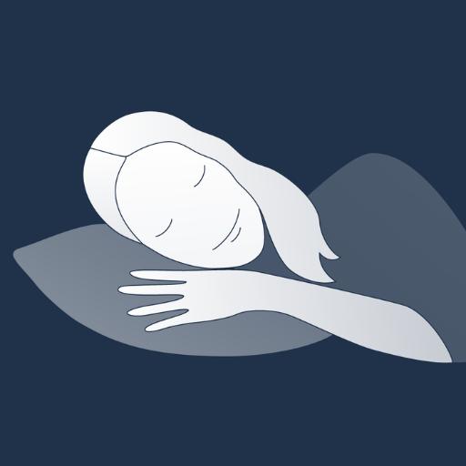 睡覺催眠援助 健康 App LOGO-硬是要APP