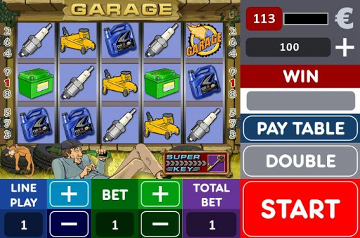 Nevada slot machines minimum age for gambling