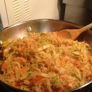 Shrimp Pancit Recipes.