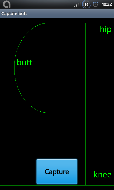 Butt Analyzer - screenshot