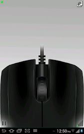 Accelerometer Mouse Screenshot 2