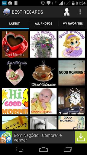 Good morning afternoon night