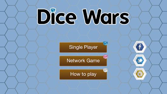 【免費棋類遊戲App】Dice Wars-APP點子