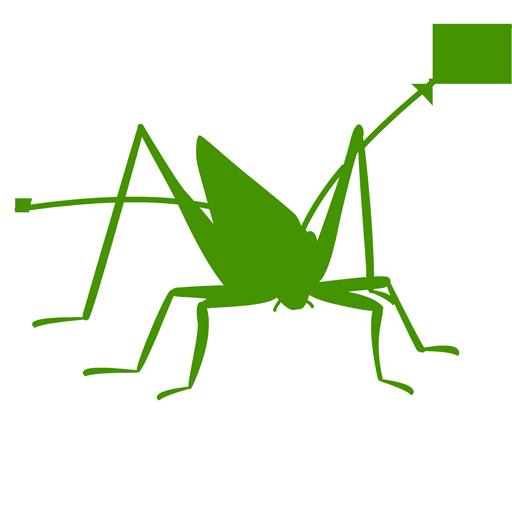 Orthoptera LOGO-APP點子