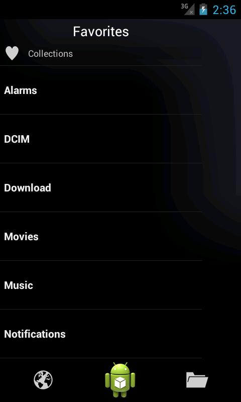 Navigator Free (File, Sftp)- screenshot
