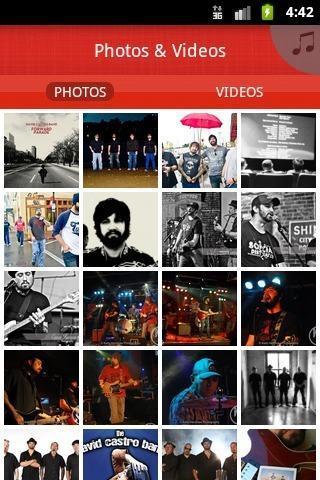 David Castro Band - screenshot