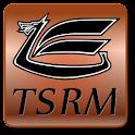 Toyota Supra 1990 TSRM 2.1 logo