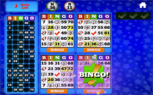 Bingo Heaven - FREE BINGO GAME - screenshot thumbnail