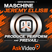 Jeremy Ellis & Maschine Studio