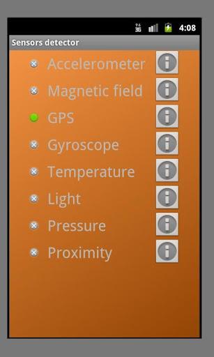 Sensor Discovery